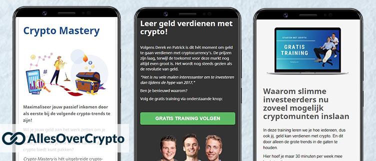 Crypto mastery