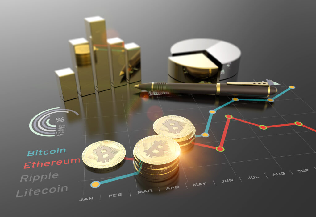 Handelen in cryptovaluta
